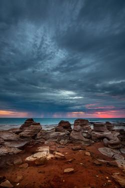 Broome Sandstone Sunset