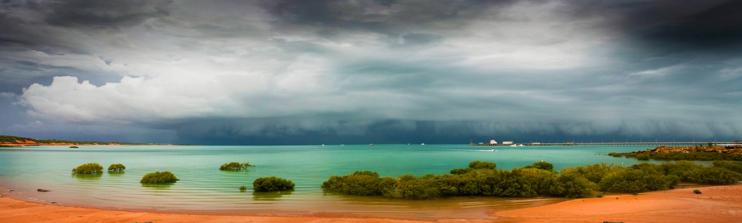 Storm Approaching Broome