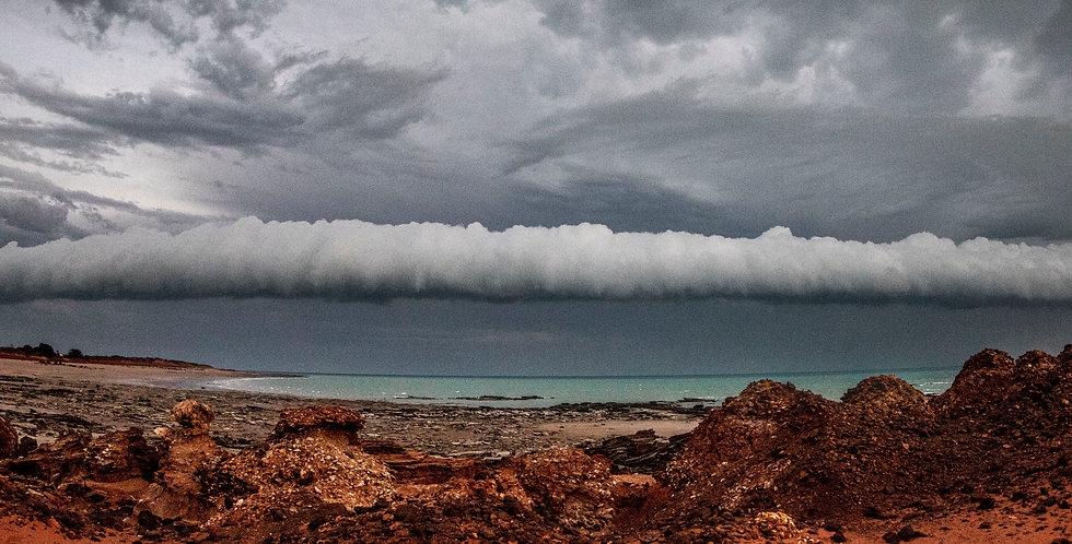 Broome Rain Band