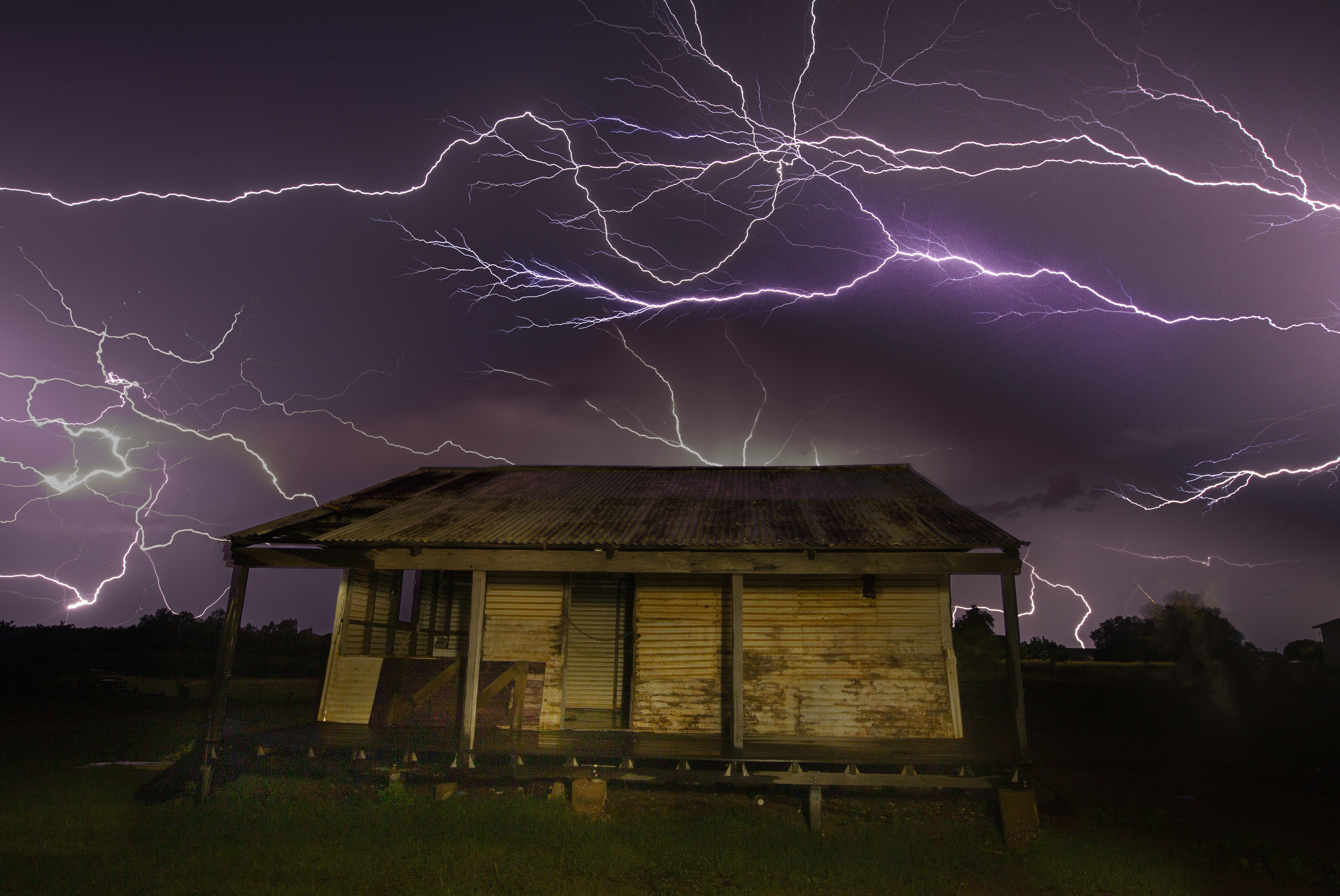 Electrical Storm Broome