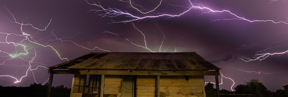 Electrical Storm, Broome