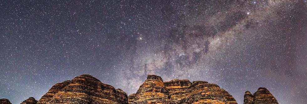 Bungle Bungles Night Sky
