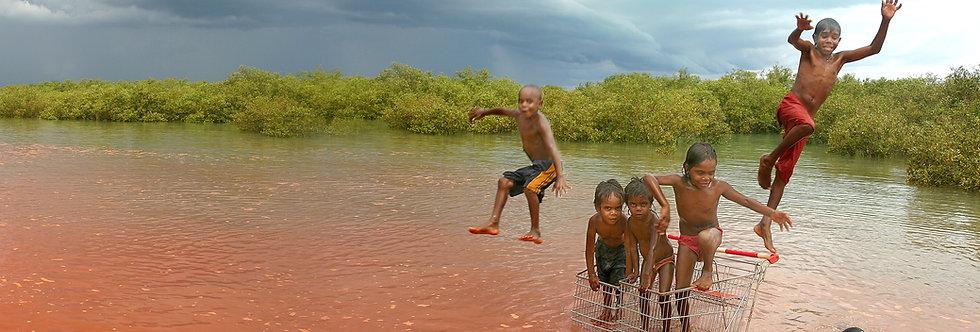 Broome Children