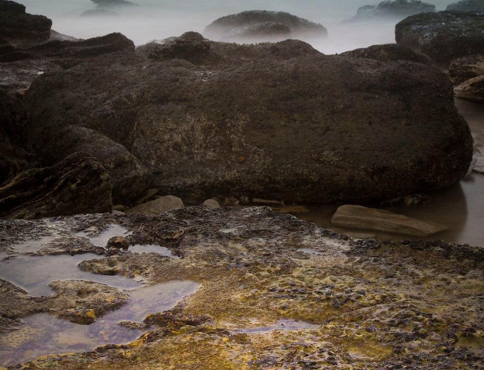 Dinosaur Footprint, Broome