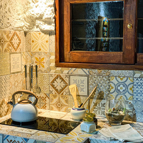 Colonial style kitchen