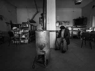 Bir Fotoğraf Bir Öykü / Köy Kahvesinde Self Servis