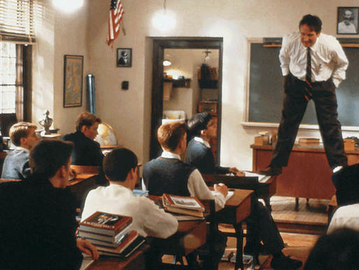 The best teachers on TV and film