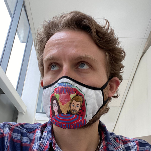 An idiot's guide to wearing a mask