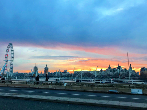 The colours of London