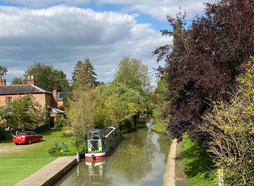 Cropredy: A slice of Oxfordshire beauty