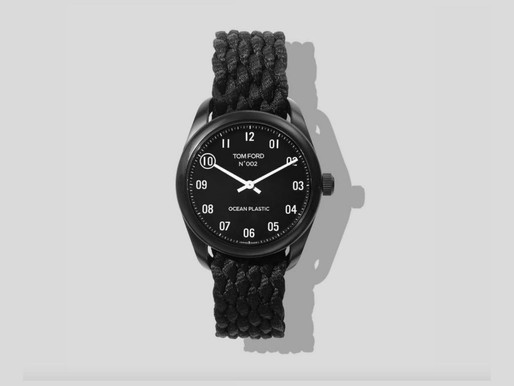 Tom Ford's new Ocean Watch