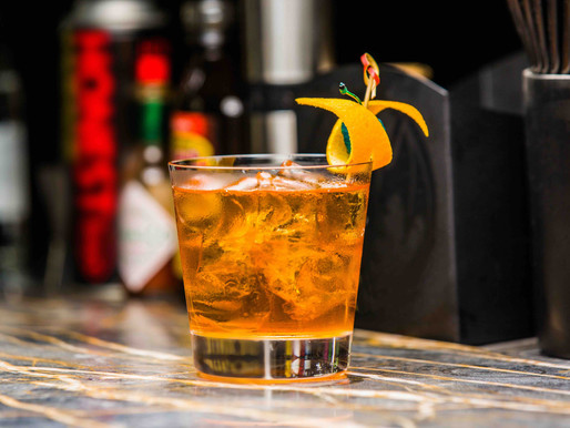 Rum Old Fashioned: Change up your drink