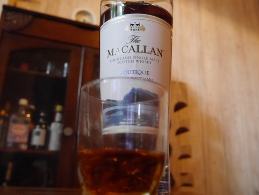 The Macallan Boutique Collection