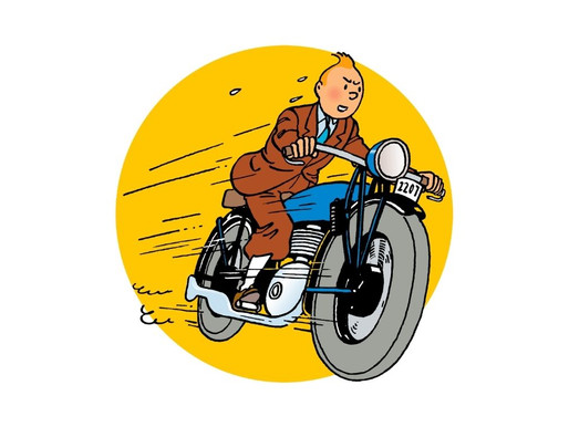 Tintin at 92: Lessons from my hero