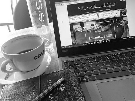Blogging on the go