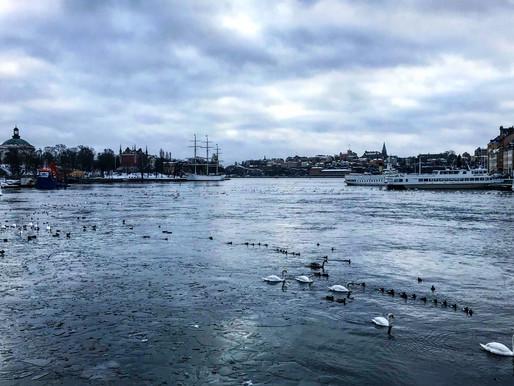 60 minutes in Stockholm