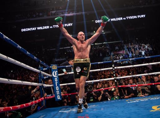 Is Tyson Fury really boxing's comeback hero?