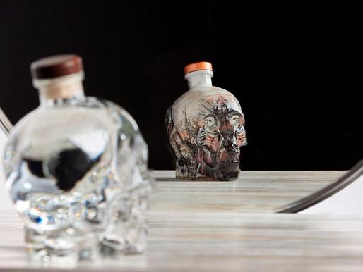 Crystal Head Vodka's new bottle is cool!
