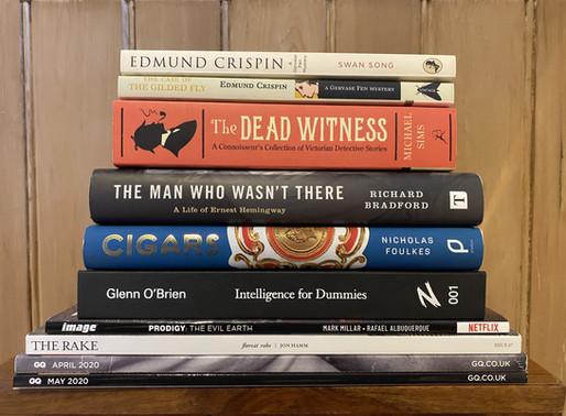 Lockdown Library: My Reading List