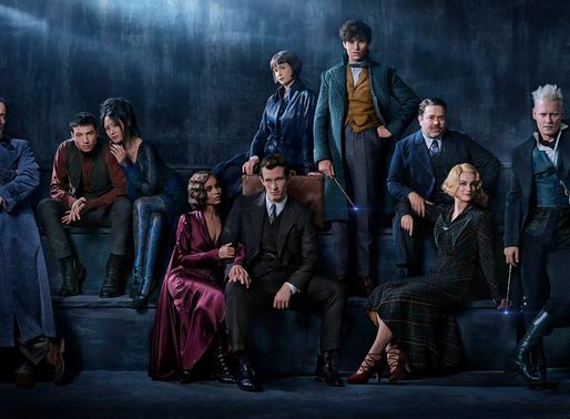 Relax, Grindelwald's greatest crime isn't ruining Harry Potter