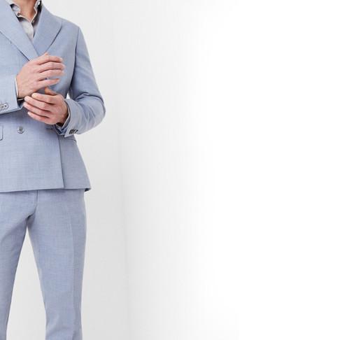 Short Man Suits at Moss Bros