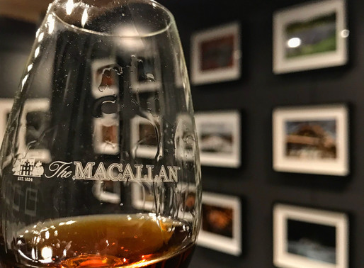 A distillery opening with The Macallan