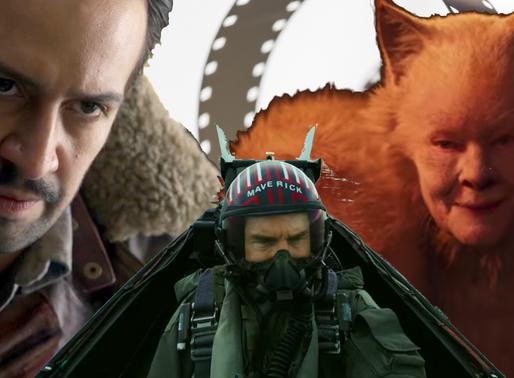 Cats, Top Gun & His Dark Materials