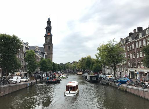 Escape to Amsterdam