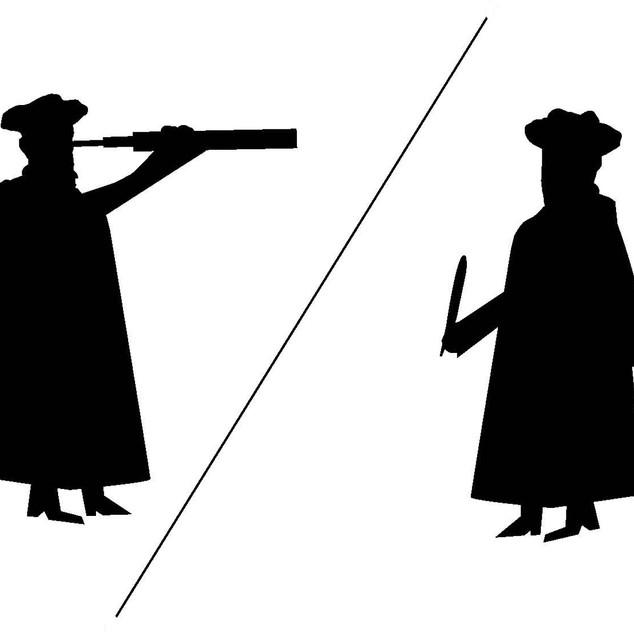 Rabelais VS Nostradamus