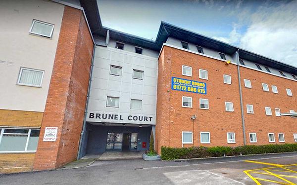 Brunel Court Exterior