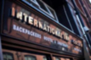 International Inn Liverpool Exterior