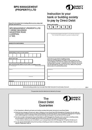 BPS Management Ltd - SUN 167630 - Direct