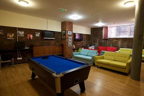 Games Lounge at International Inn