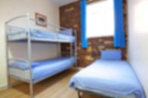 3 bed dorm international inn