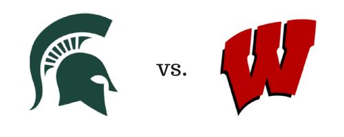 MSU vs Wisconsin