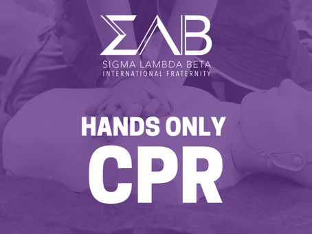 Hands-Only CPR Awareness