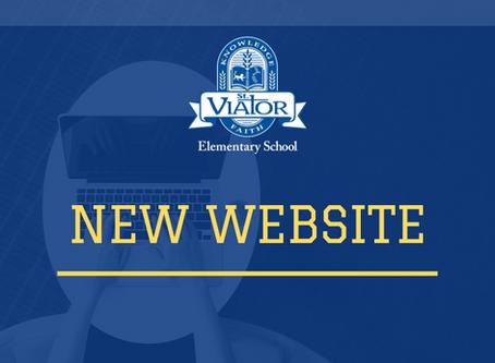 Launch of New St. Viator Website