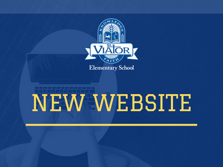 Launch of New St. Viator Website