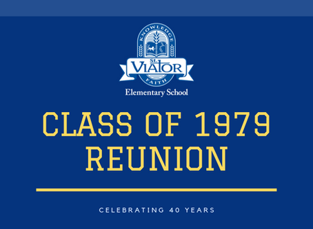 Class of 1979 40th Reunion