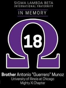 Bro. Antonio Munoz