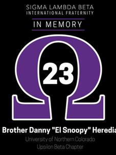 Bro. Danny Heredia