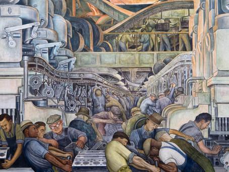 A Mexican Artist Inspiring Detroit