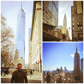 Our CEO Nathanaël confirming new partnerships from the big apple - Live from New York