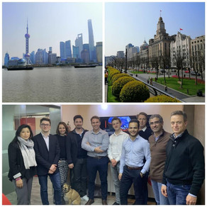Nathanaël invited as a speaker on China - ASEAN opportunities in Shanghai by the French Tech