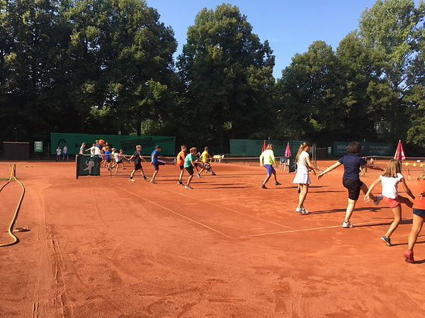 Tennis Schule Worring Training Weissensee