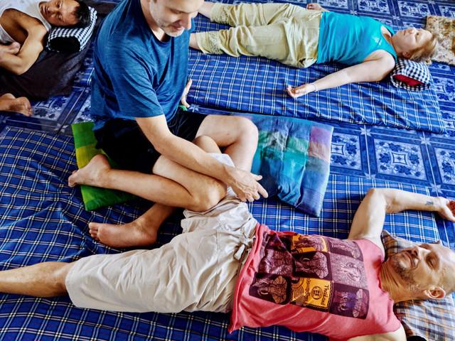 Thai Yoga Massage Workshop