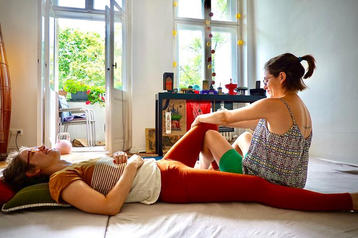 Thaibodywork Thaimassage Berlin Ausbildung