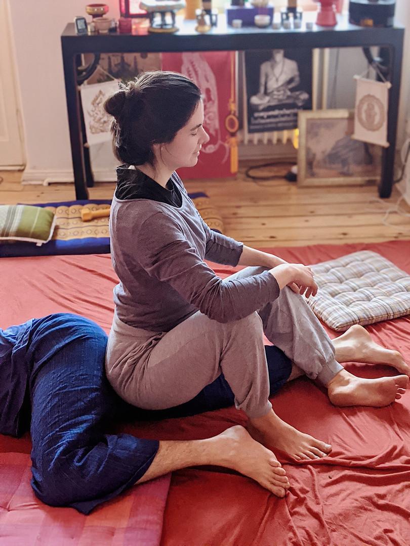 Thai Yoga Ausbildung Deutschland