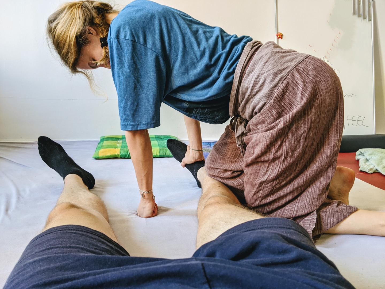 Thaimassage Ausbildung Workshop