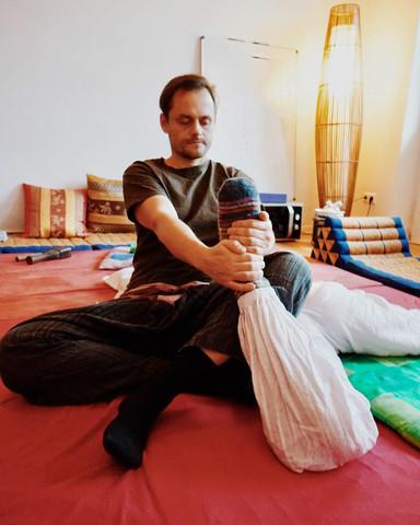 Thai Yoga Massage Ausbildung Berlin